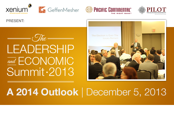Leadership and Economic Summit Email Header