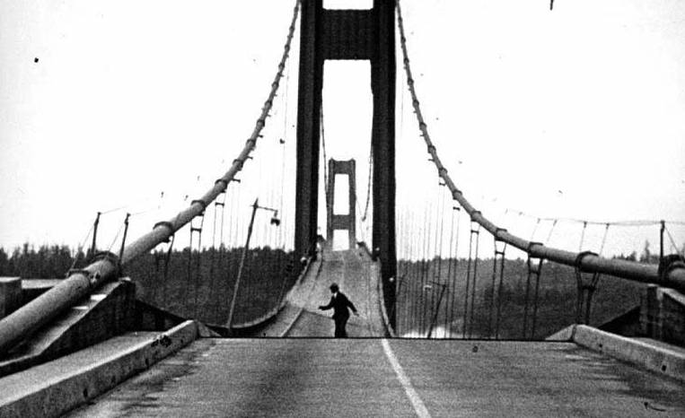 It is highly likely that application of the Systems Engineering discipline would have revealed the now obvious design flaw overlooked by the designers of the Tacoma Narrows bridge…too late for Tubby the Cocker Spaniel.