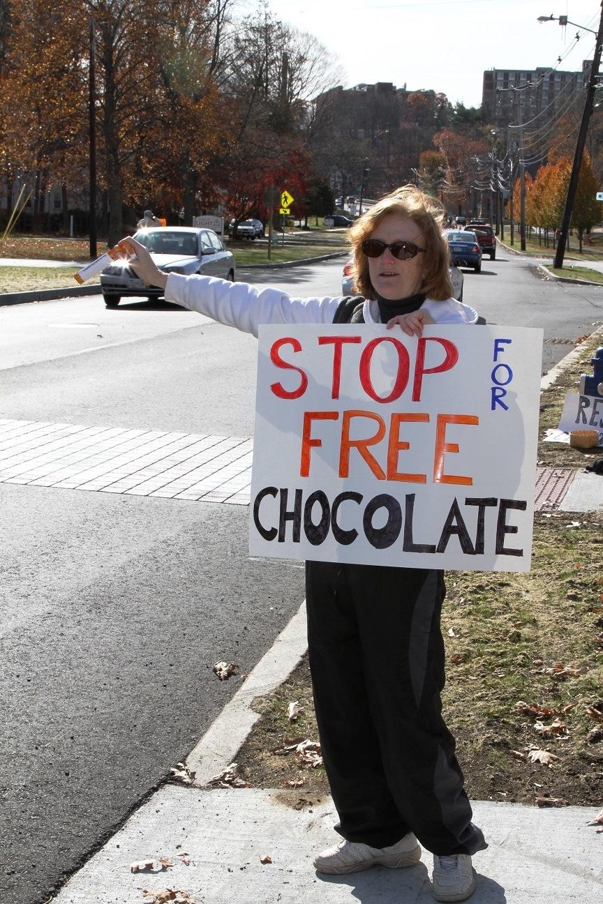 Free Chocolate.JPG