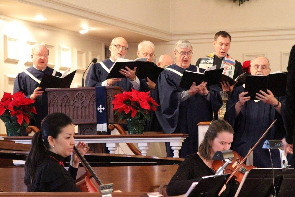 Christmas Cantata, 2014