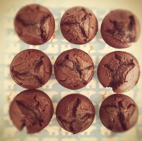 POW! Malanga Muffins