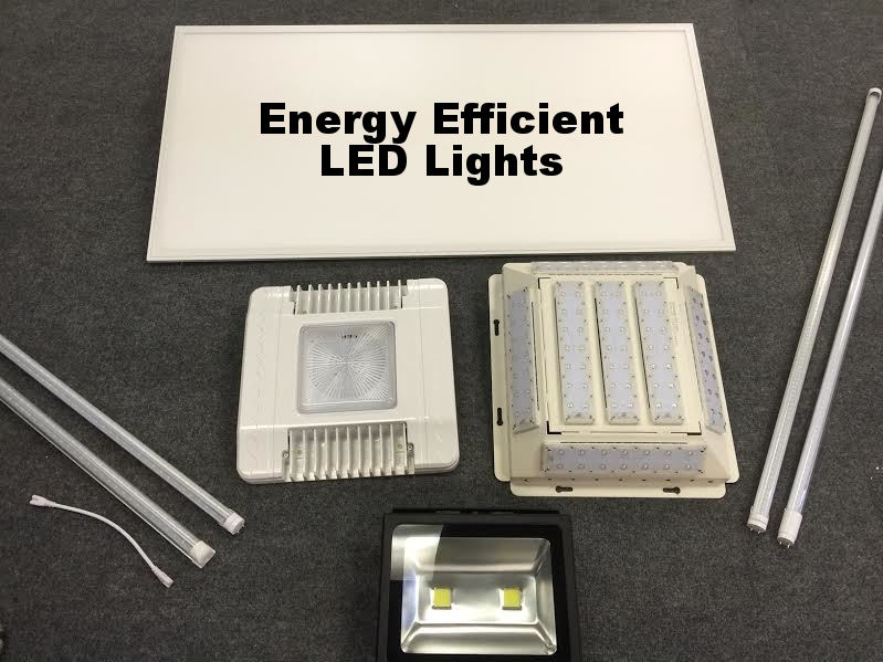 Energy Efficient LED Lights