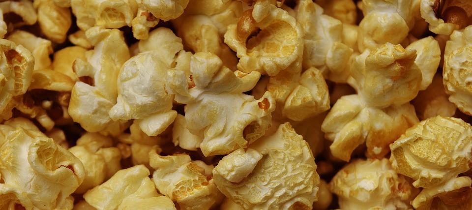 Popcorn Camp Snack