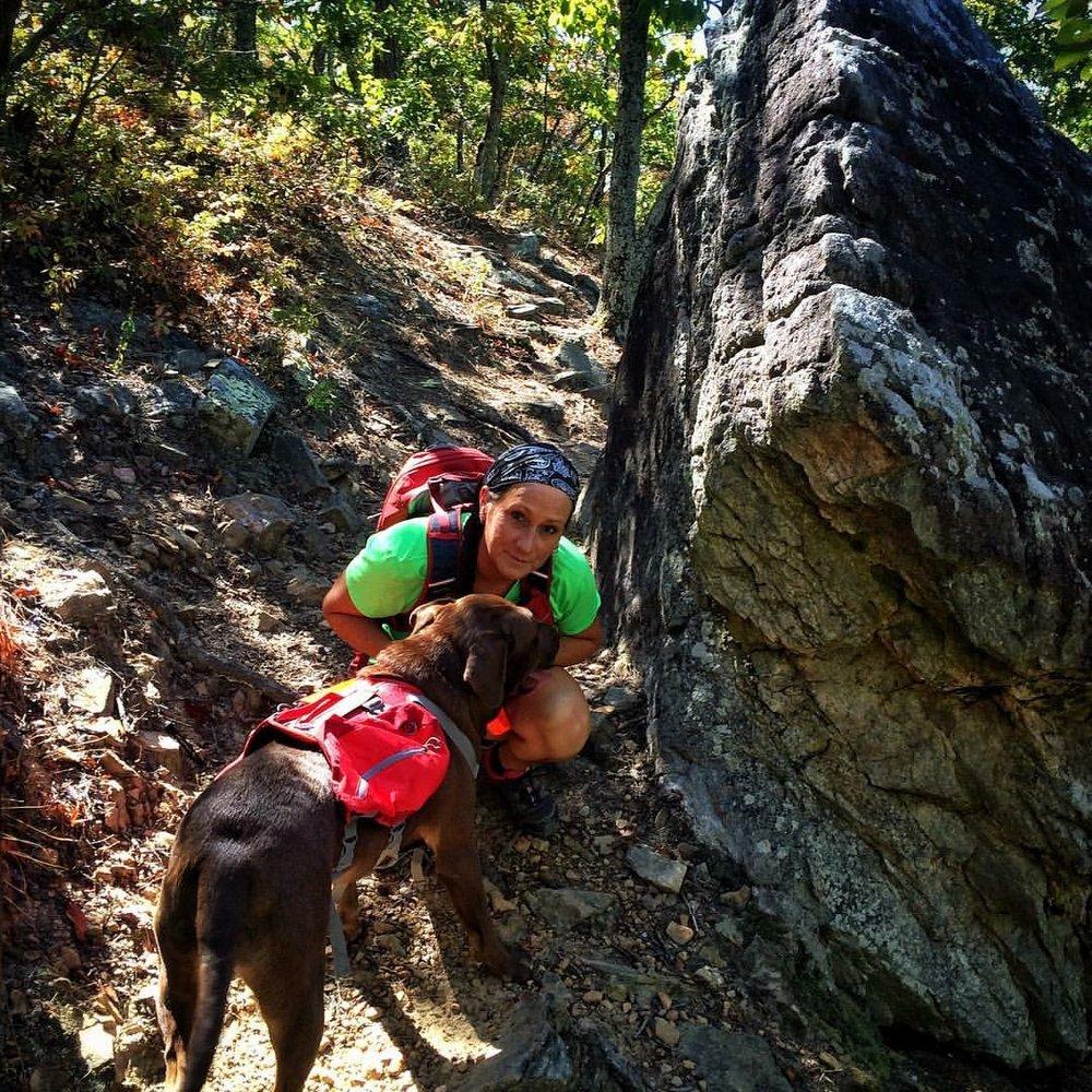 Dog Hiking Trail