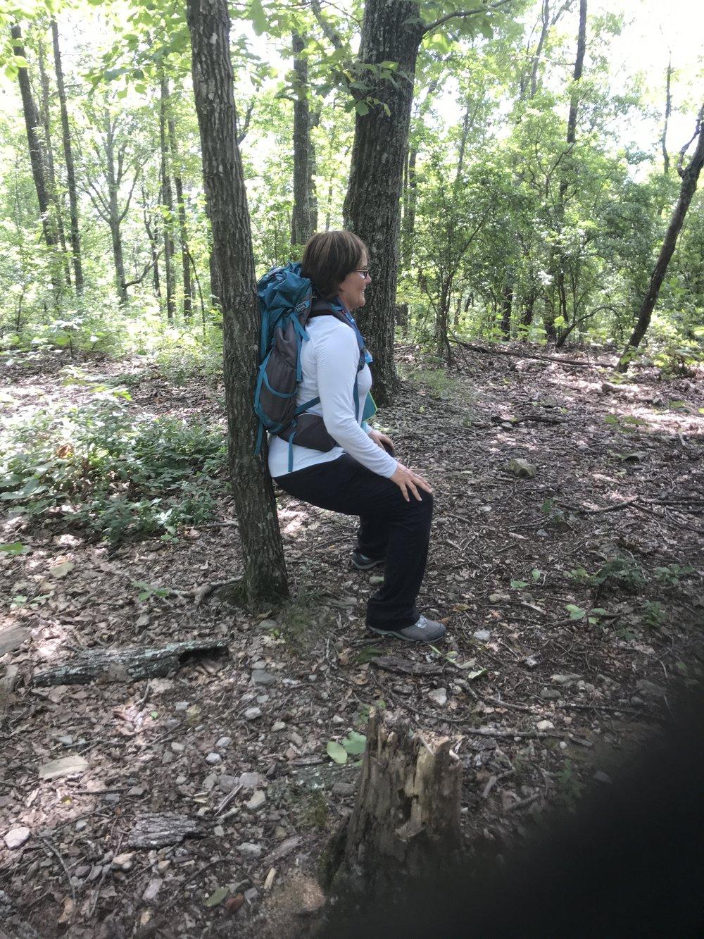 Tree Squat