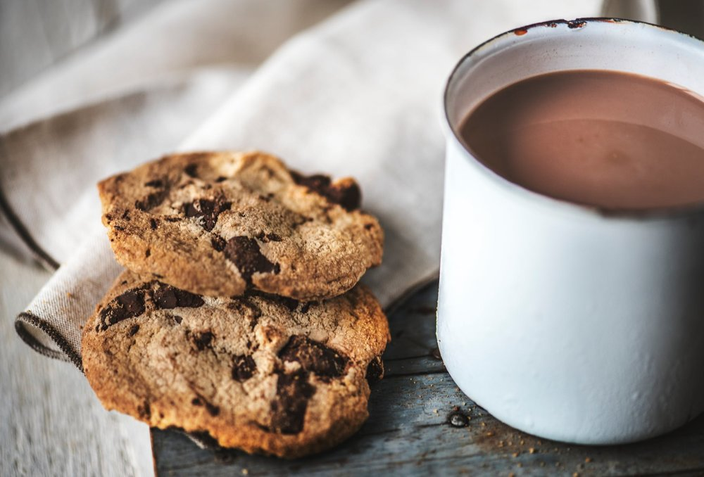 Cookies and Hot Chocolate