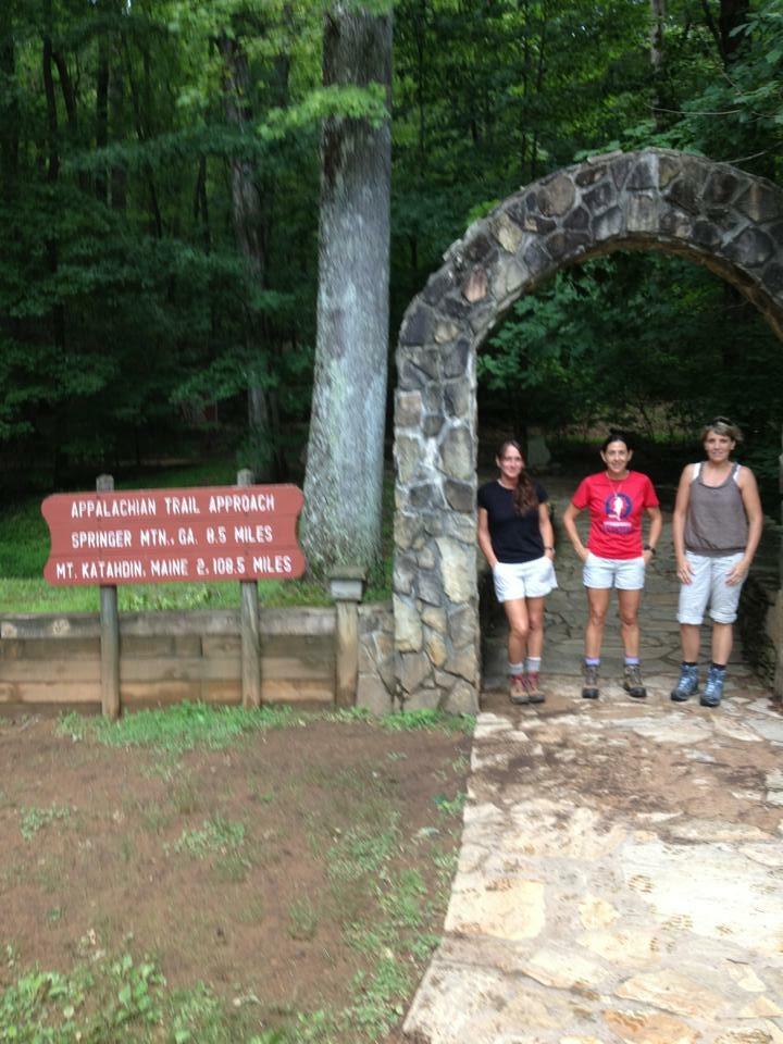Appalachian Trail Approach Trail Georgia