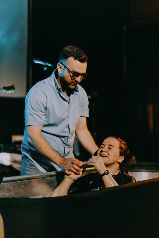BAPTISM - .