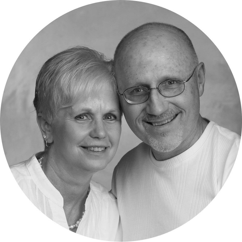 Apostle Rick & Pastor Carmen Menard
