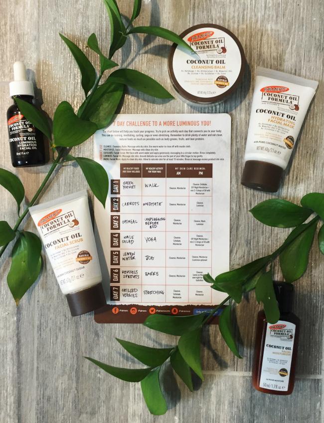 Palmer's Coconut Oil Formula Line | La Petite Farmhouse
