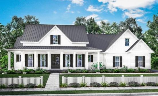 Top 10 Modern Farmhouse House Plans La Petite Farmhouse