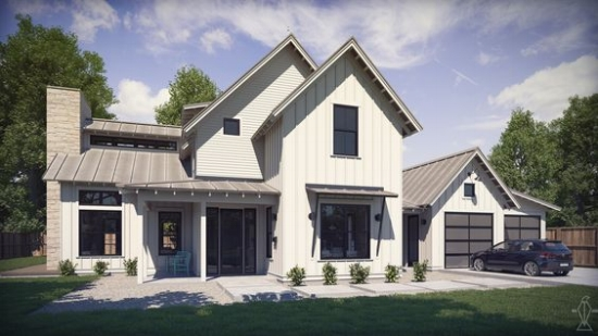 Farmhouse House Plans | Perch Plans
