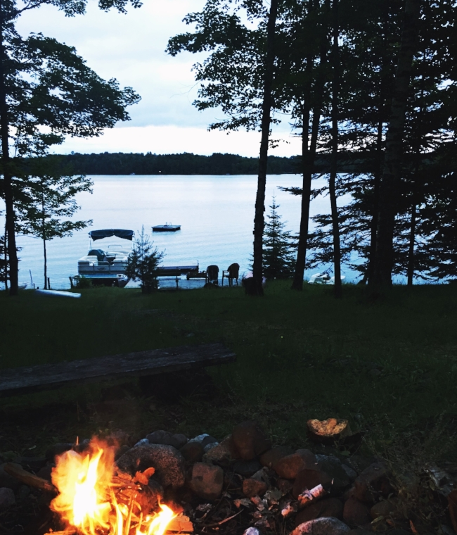 lake life northwoods wisconsin weekend | la petite farmhouse