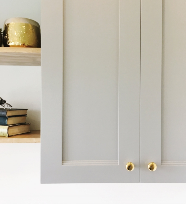 Gray Cabinets: 3 Ways