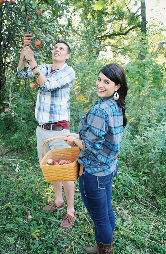 apple picking date | la petite farmhouse