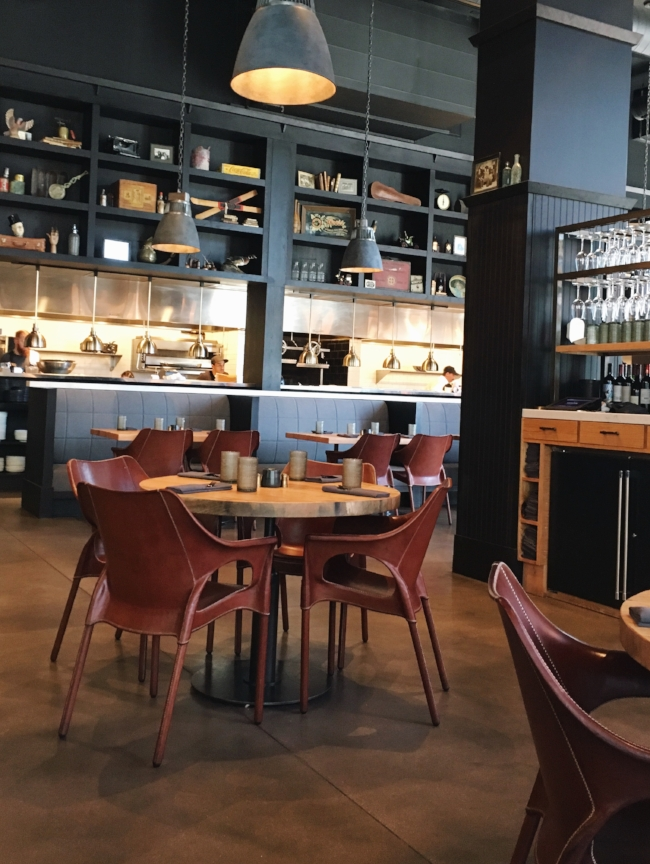Hearth & Dram | restaurant & whiskey bar at Hotel Indigo in Denver