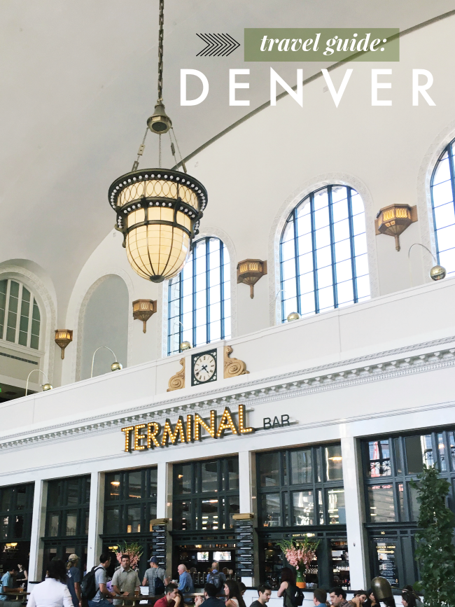 travel guide denver, colorado | la petite farmhouse