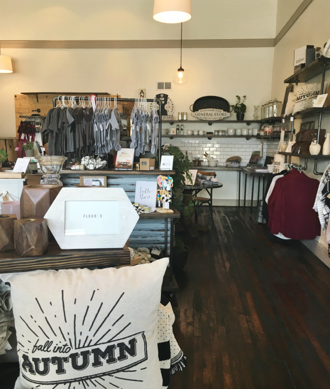 graced boutique manitowoc  | farmhouse faves