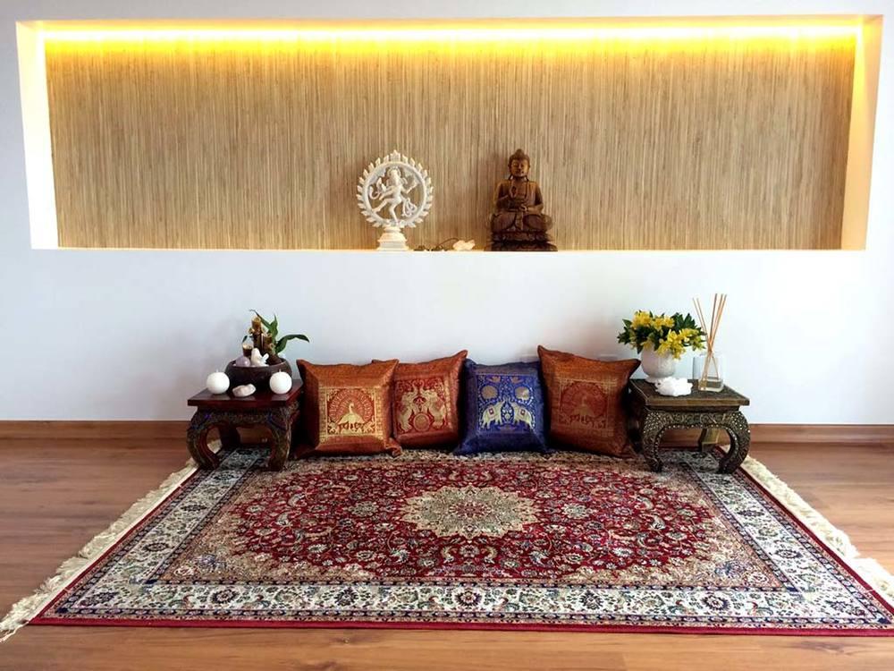 Salão Principal do Atman Consciência & Tantra