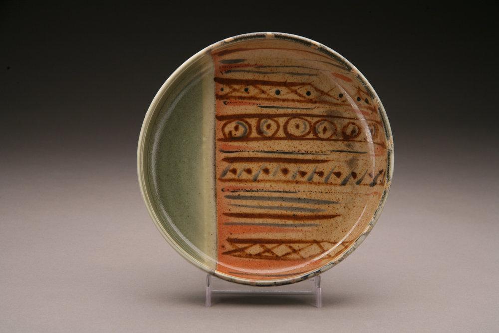 Reena Kashyap - Oribeware dish (Porcelain).jpg