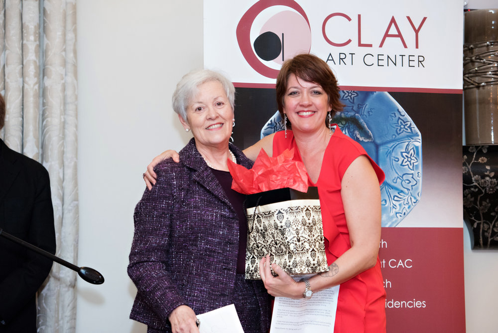 Clay Art Center Hand In Hand Fundraiser