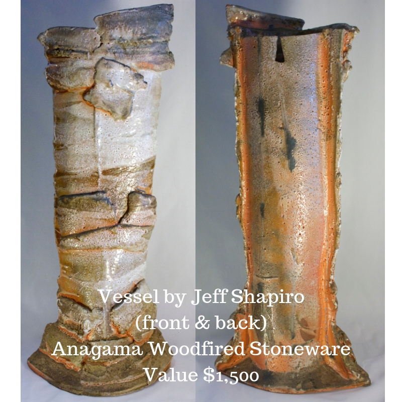 Vessel by Jeff Shapiro (front & back)Anagama Woodfired StonewareValue $1,500.jpg