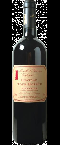 Chateau Tour Boisee Marielle et Frederique 2015