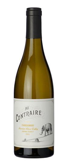 Au Contraire Chardonnay 2013