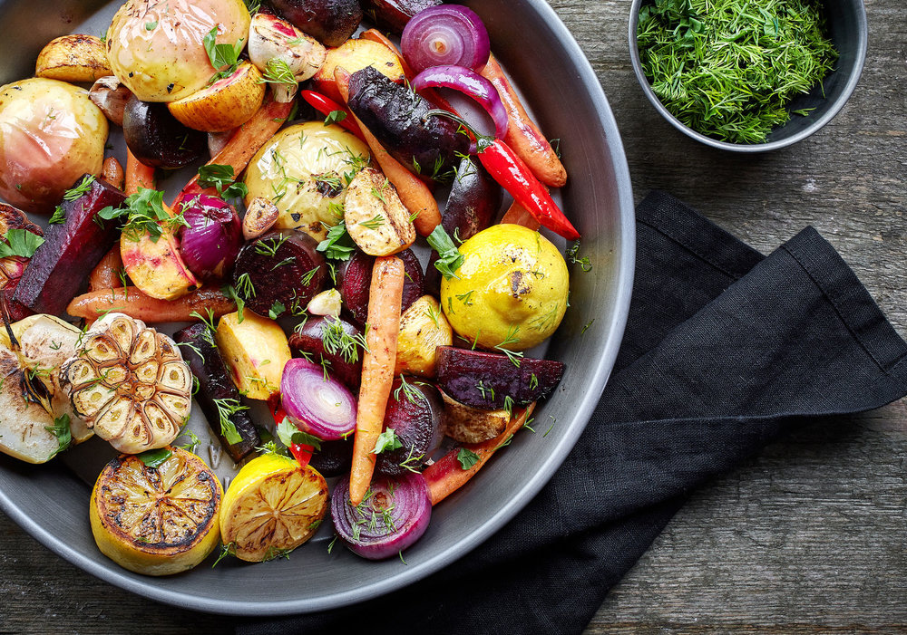 Smith & Hanks: Air Fryer - Roasted Vegetables