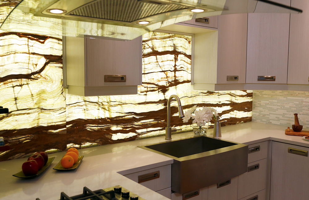 Backlighting   Translucent Stone    Learn More