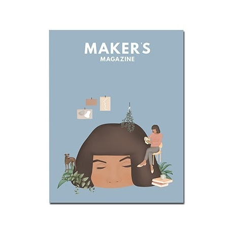 Maker's Magazine - Issue 5: HomeJanuary 2018