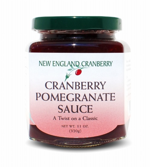 Cranberry Pomegranate Sauce-New England Cranberry