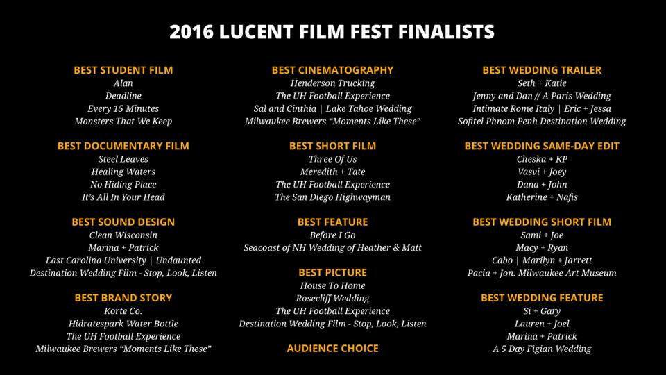 Lucent Nominees