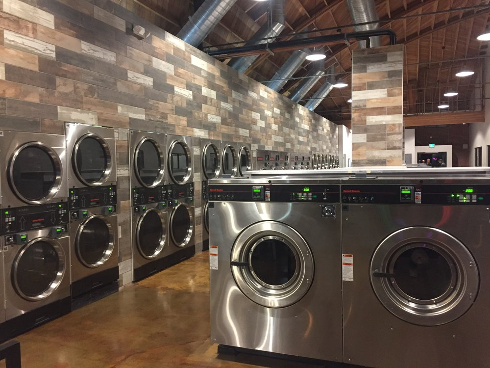 Speed Queen Washers and Dryers