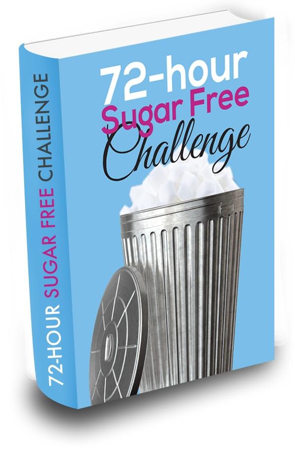 72-Hour Sugar-Free Challenge -