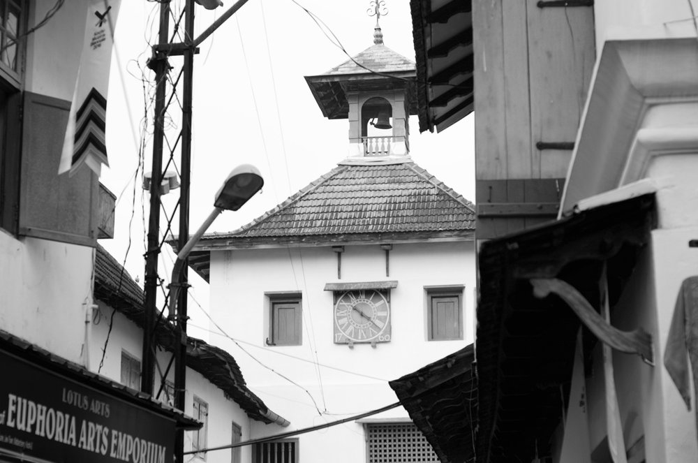 The oldest synagogue in Asia