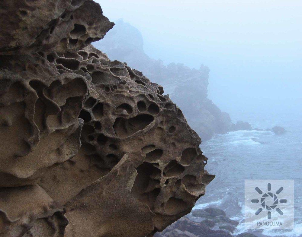 Tafoni Coastline