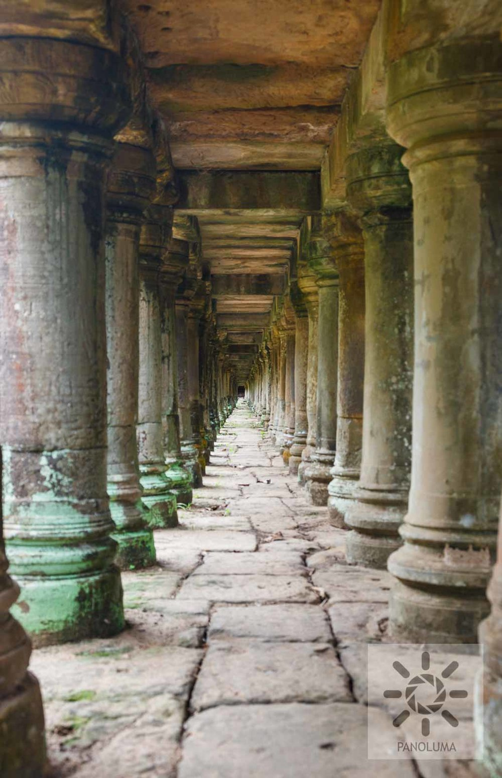 Infinite Columns