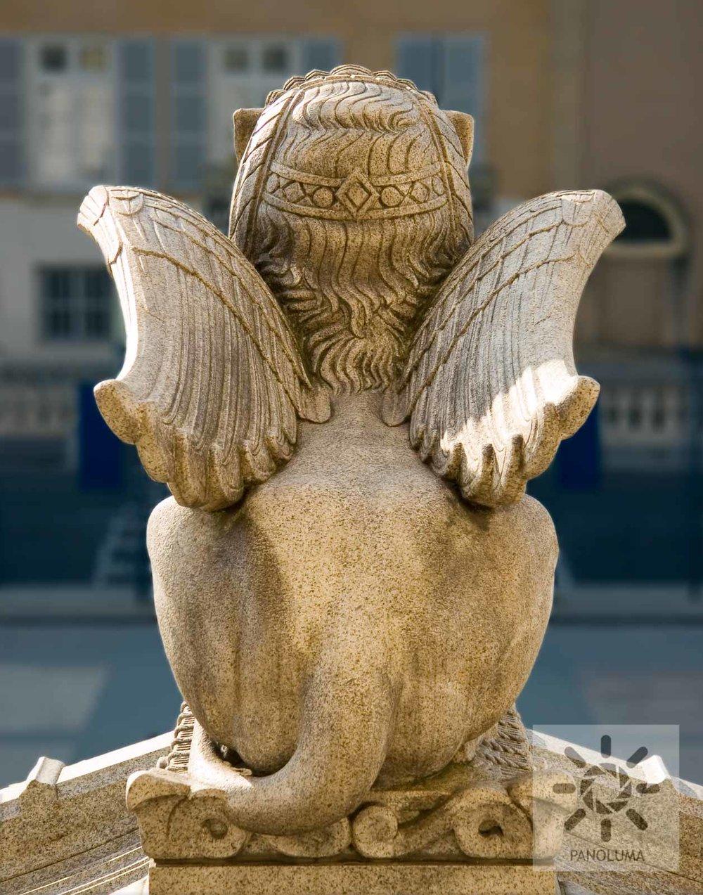Lion de la Basilica