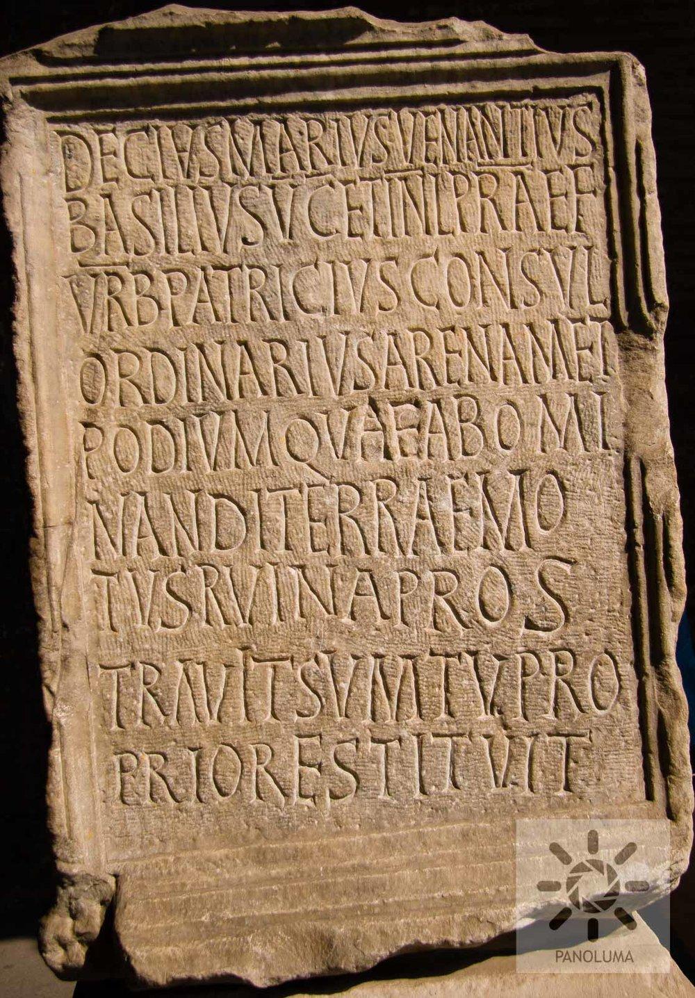 Ancient Text