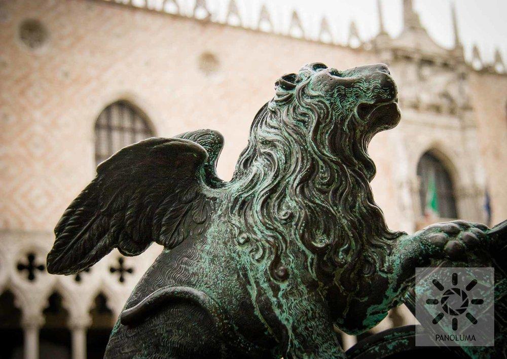 Mascot of Venice