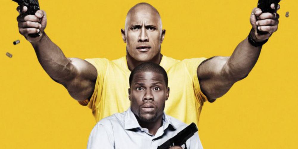 (Back to Front) Dwayne Jhonson - Kevin Hart                                                    [screenrant.com]