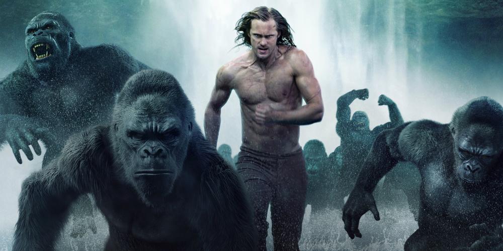 David Yates - Tarzan 2016                                    [www.screenrant.com]