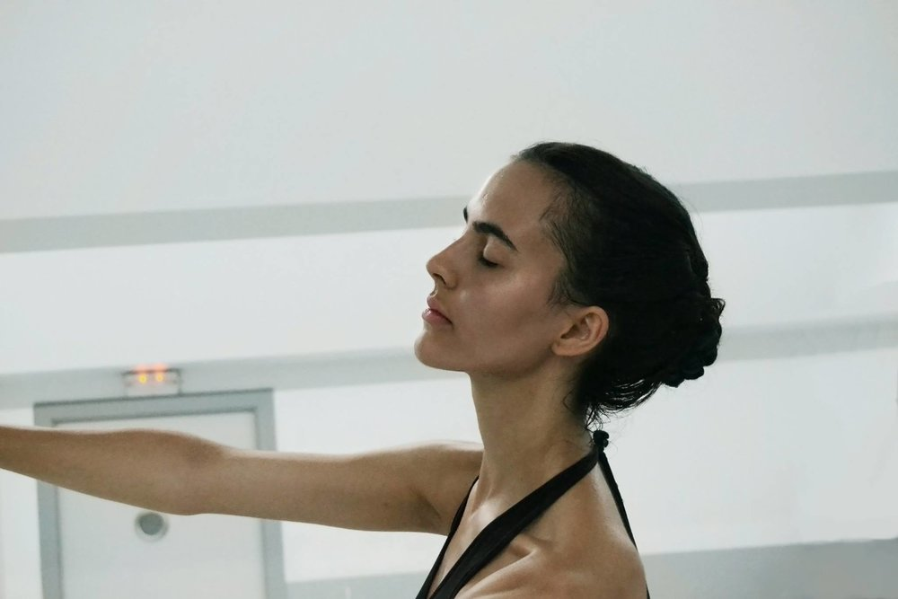 Alicia Bosch - Ballet Practice