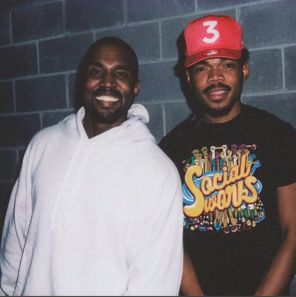 Chance The Rapper's Unreleased Version of Kanye's 'Waves