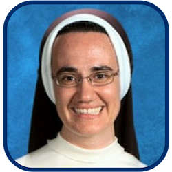 Sister Mary Bethany Grade 1/2 teacher CCS family member since 2010