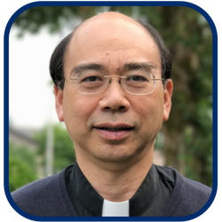 Father Paul Chu Pastor