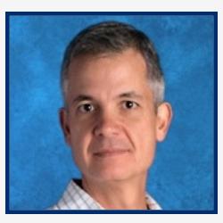 Mr. David Pistrin Grade 7 teacher CCS family member since 1999