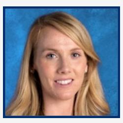 Ms. Bríd Daly Grade 7 teacher CCS family member since 2014