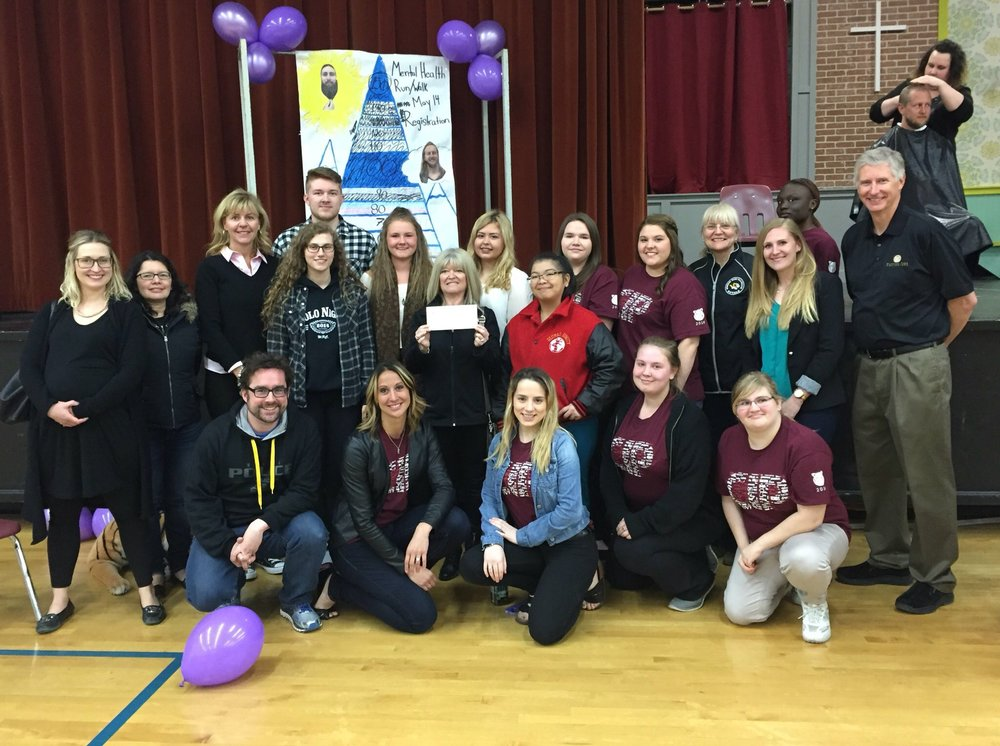 Windsor Park Collegiate Mental Health Awareness